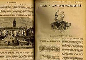 Les contemporains hebdomadaire janvier 1899 à decembre 1899: Collectif