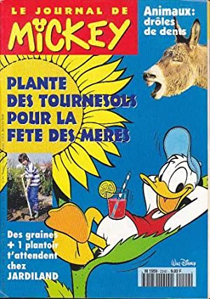Le journal de mickey n 2240