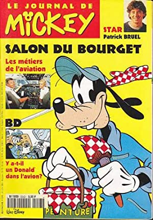 Le journal de mickey n 2243