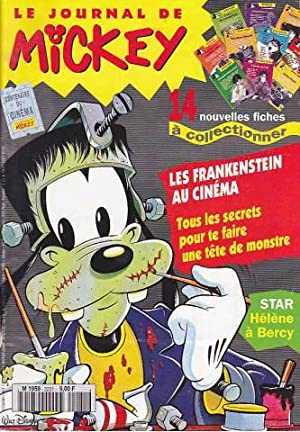 Le journal de mickey n 2221