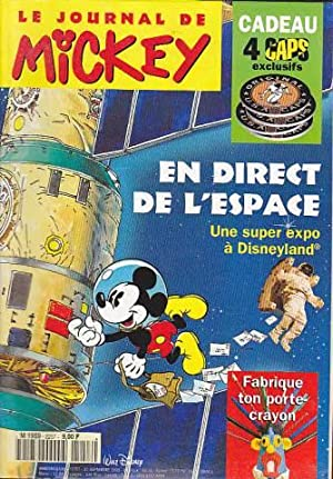 Le journal de mickey n 2257