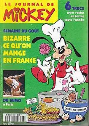Le journal de mickey n 2260