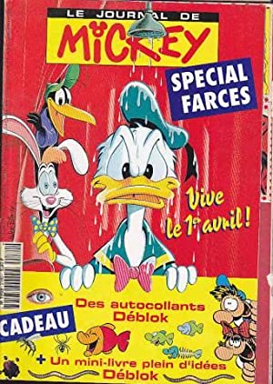 Le journal de mickey n 2180