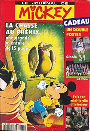 Le journal de mickey n 2178