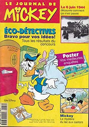 Le journal de mickey n 2189