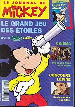 Le journal de mickey n 2237
