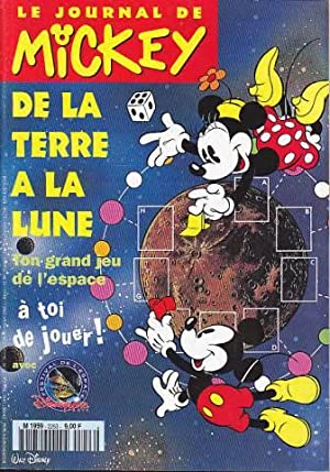 Le journal de mickey n 2253