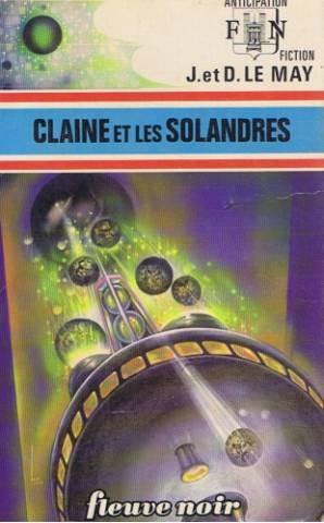 Claine et les Solandres Anticipation N°675