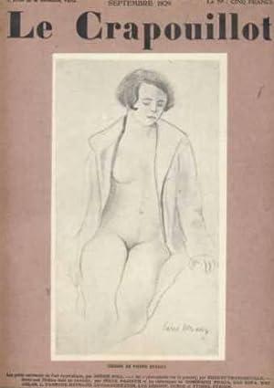 le crapouillot/ septembre 1929: Galtier Boissiere