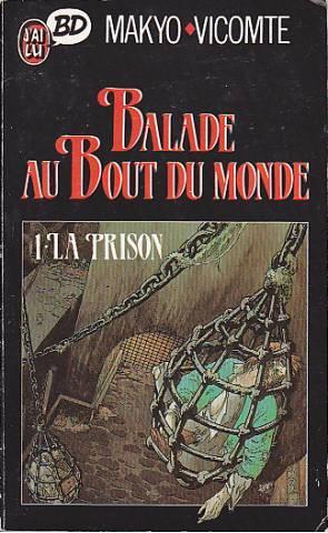 Balade au bout du monde t1- la: Makyo Pierre, Vicomte