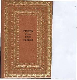Anthologie de la poesie francaise de villon à rimbaud: Alain Bosquet