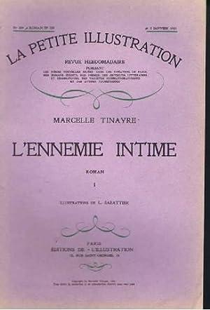 L ennemie intime I: Marcelle Tinayre L