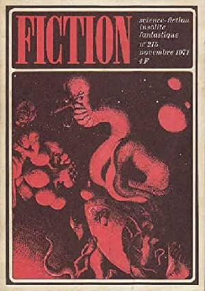 Science fiction insolite fantastique n° 215 novembre 1971