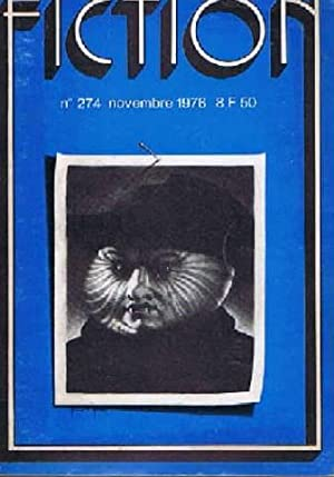 FICTION N° 274 novembre 1976