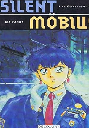 Silent mobius - cite cyber psychique: Asamiya