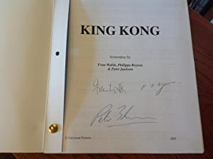 King Kong: Walsh, Fran, Philippa Boyens and Peter Jackson