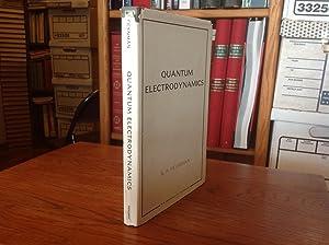 Quantum Electrodynamics: Feynman, R.P.