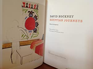 Egyptian Journeys: Livingston, Marco [David Hockney; Francis]