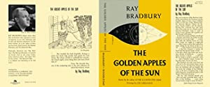 The Golden Apples of The Sun (FACSIMILE DUST JACKET FOR THE FIRST US EDITION---NO BOOK IS INCLUED)