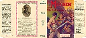 THE MUCKER (facsimile Dust Jacket for the First Grosset & Dunlap book-JACKET ONLY; NO BOOK)