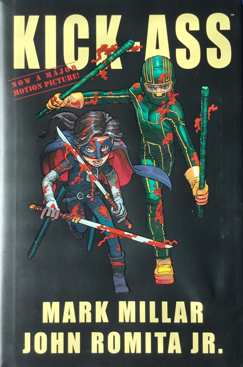 is kickass a marvel character