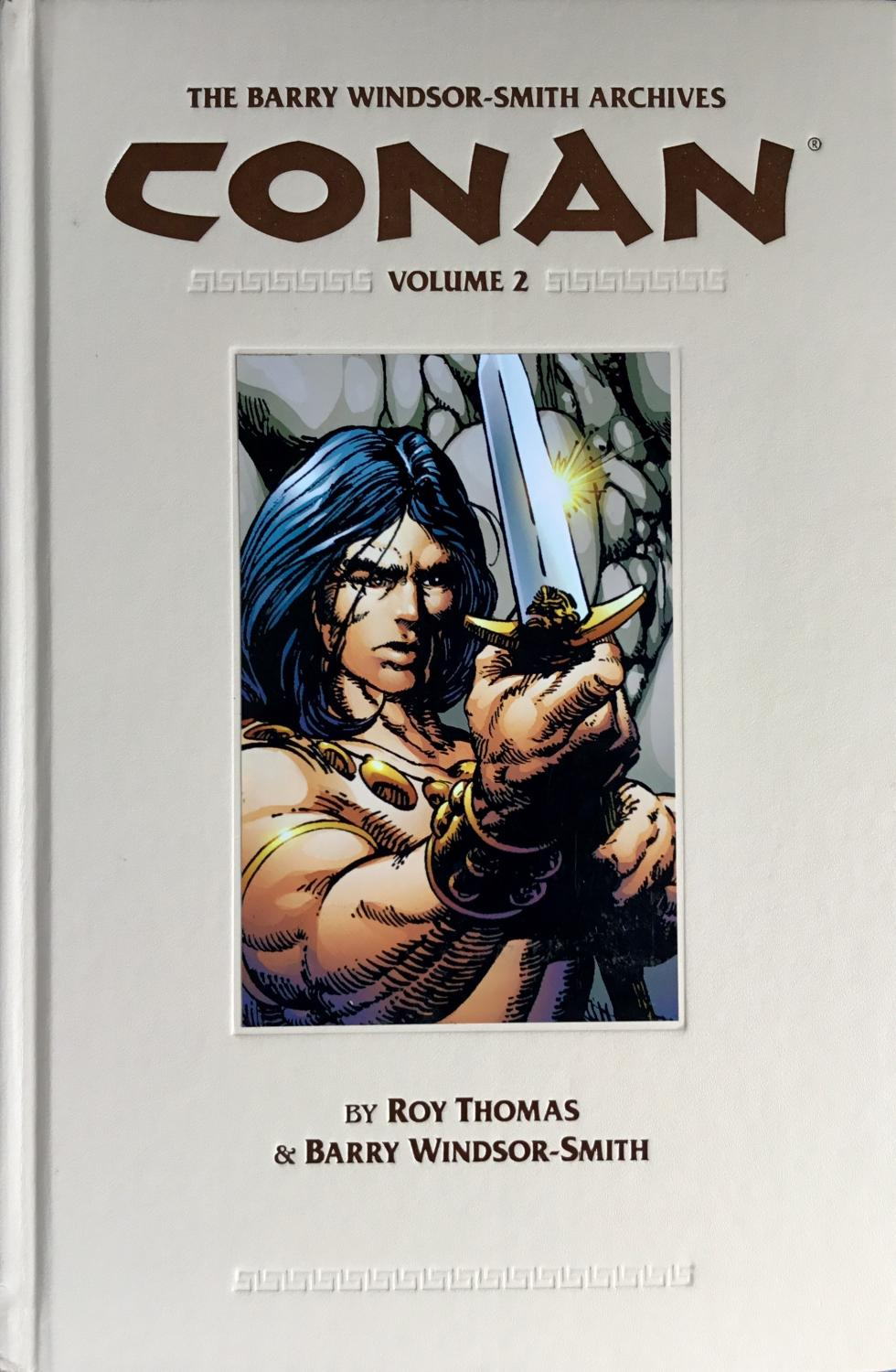 The BARRY WINDSOR-SMITH ARCHIVES - CONAN