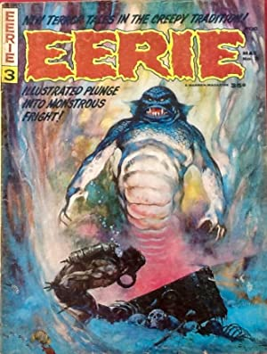 EERIE No. 3 (May 1966) (VG): GOODWIN, ARCHIE