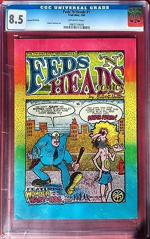 FEDS 'N HEADS (2nd. Print - Feb.: SHELTON, GILBERT