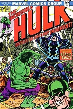The INCREDIBLE HULK No. 175 (May 1974): THOMAS, ROY