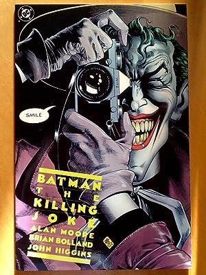 BATMAN : The KILLING JOKE - 7th.: MOORE, ALAN