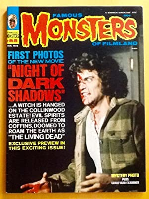 FAMOUS MONSTERS of FILMLAND No. 88 (January 1972) VF