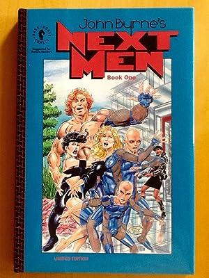 John Byrne's NEXT MEN Book One (Vol.: BYRNE, JOHN