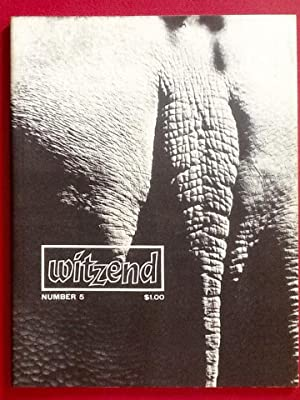 WITZEND Number 5 (VF/NM)