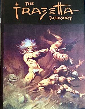 The FRAZETTA TREASURY: FRAZETTA, FRANK