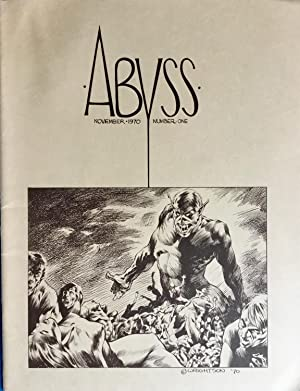 ABYSS Number One (No. 1) (November 1970): WRIGHTSON, BERNI :