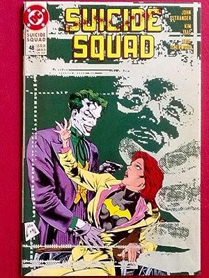 SUICIDE SQUAD No. 48 (Dec. 1990) (Killing: OSTRANDER, JOHN :