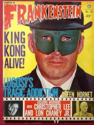 CASTLE of FRANKENSTEIN No. 10 (Feb. 1966) VG/FINE