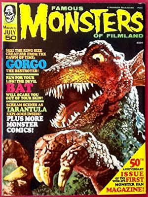 FAMOUS MONSTERS of FILMLAND No. 50 (VF)