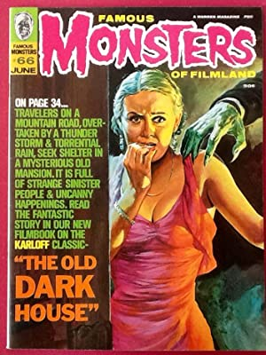 FAMOUS MONSTERS of FILMLAND No. 66 (NM)