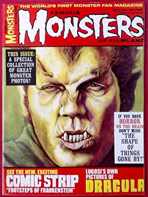 FAMOUS MONSTERS of FILMLAND No. 49 (NM)