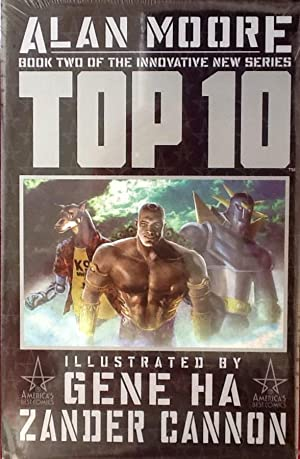 TOP 10 : Book Two (2): MOORE, ALAN