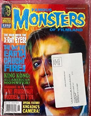FAMOUS MONSTERS of FILMLAND No. 242 (May/June 2005) (NM)