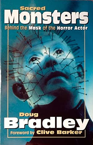 SACRED MONSTERS (tpb. 1st. - Signed by Doug Bradley, Hellraiser's Pinhead)