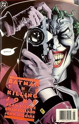 BATMAN : The KILLING JOKE - Scarce: MOORE, ALAN