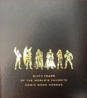 DC COMICS : SIXTY YEARS. (Signed &: DANIELS, LES (author)