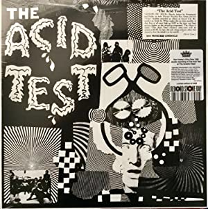 The ACID TEST (RSD 2017 Exclusive Vinyl Release) Limited to 2000 copies: KESEY, KEN : BABBS, KEN