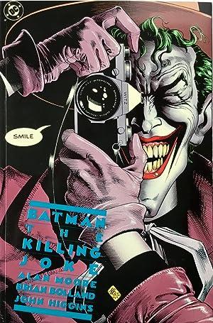 BATMAN : The KILLING JOKE - 5th.: MOORE, ALAN