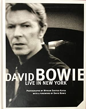 DAVID BOWIE : LIVE in NEW YORK