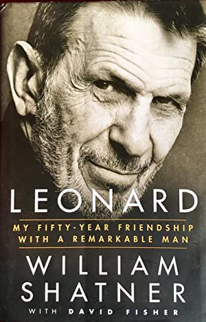 LEONARD (Hardcover 1st. - Signed by William Shatner)
