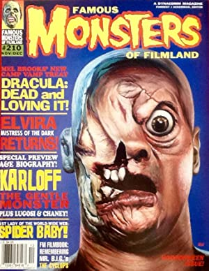 FAMOUS MONSTERS of FILMLAND No. 210 (NM)